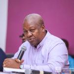 Mahama kicks against new Agyapa deal, says 'Akufo-Addo is mortgaging everything in Ghana'