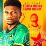 OFFICIAL: Kotoko announce the signing of Cameroonian striker Frank Mbella Etouga