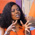 I don't know if he takes me serious too - Nana Aba Anamoah speaks about her relationship