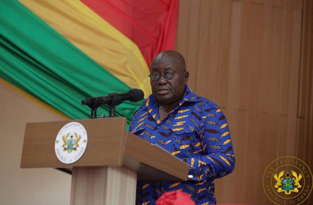Ensure Parliament passes anti-LGBTQI+ Bill – Chief to Nana Addo