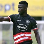Newly promoted Egyptian side interested in frustrated Nana Ampomah