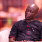 'You can practice LGBTQ in your bedroom, we can't allow it in our society' – Nii Lante