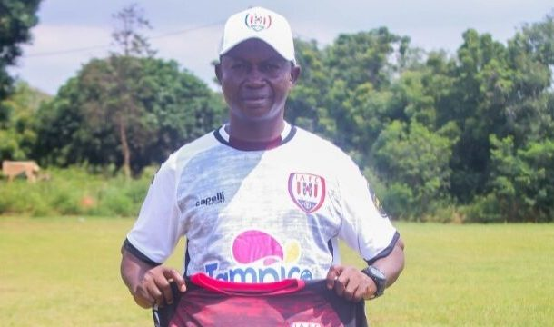 Coach Bashar Ogba excited after being named Inter Allies head coach