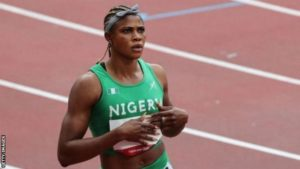 Nigerian sprinter Blessing Okagbare charged with three anti-doping offences