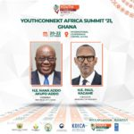 Akufo-Addo, Paul Kagame to grace YouthConnekt Africa Summit