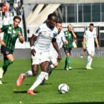 Raphael Dwamena plays for BW Linz after one year hiatus due to career threatening heart trouble
