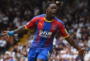 VIDEO: Jeffrey Schlupp happy to have scored for Crystal Palace in Leicester draw