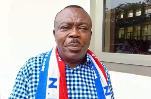 Asabee firms up decision to contest for NPP chairmanship position