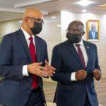 Ghana deepen economic ties with Guyana