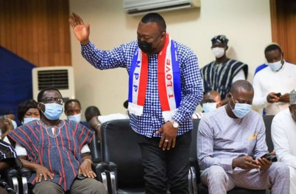I'll protect some MPs if I become Chairman of NPP - Asamoah Boateng