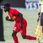 Ghanaian defender William Kumado makes debut for FC Nordsjaelland in Midtjylland draw