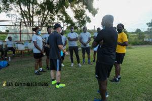PHOTOS: GFA technical instructors undergo field training