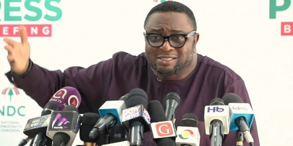 If election 2020 was free and fair, why did you refuse to testify – NDC to Jean Mensa