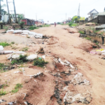 Omanjor-Dwenewoho road goes from bad to worse - Bridge now death trap