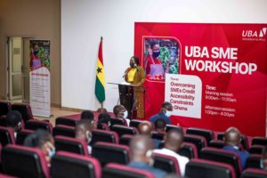UBA holds maiden credit accessibility workshop for SMEs and others to build capacity