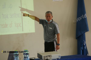 Photos: GFA commences training for Fitness and Technical Instructors at Prampram