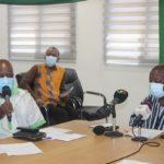 Dr. Anyah chairs Ho Teaching hospital board