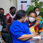 Ecowas Female Parliamentarians pay courtesy call on First Lady