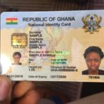 Ghana Card to be ready for all banking transactions Jan 2022