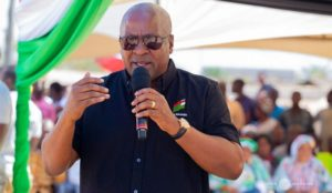 I don't have a foreign account, probe my ADB, GT and Zenith account – Mahama