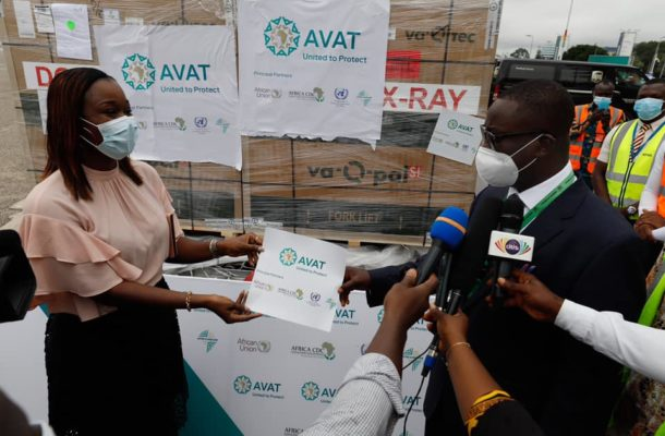 COVID-19: GAVI on ambitious mission to supply 400 million vaccine doses to Africa before 2022