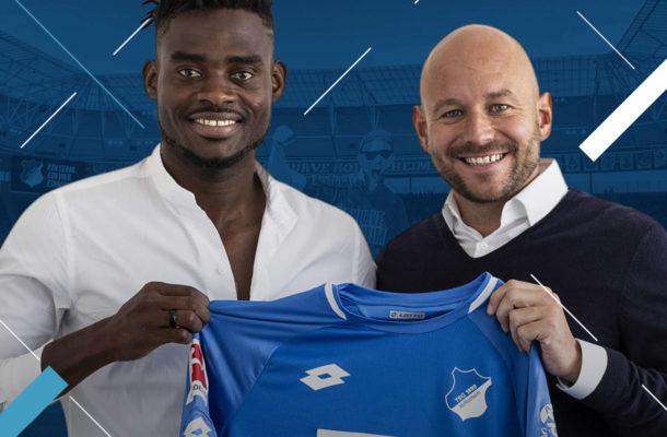 I'll leave TSG Hoffenheim in January - Kasim Nuhu