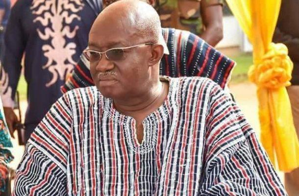 Dr. Bawumia mourns 'industrious patriot' Kofi Adda