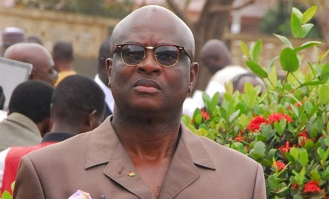 Kojo Bonsu to contest Mahama for 2024 elections