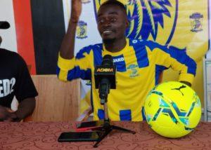 OFFICIAL: New Edubiase United signs actor Kwadwo Nkansah Lilwin