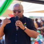 Don't hinder any aspirant eyeing NDC flagbearer slot – Mahama to executives