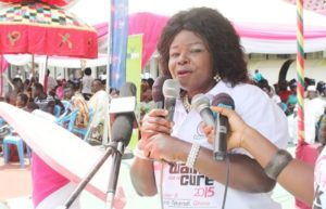 Don't divorce wives  with breast cancer - Dr Wiafe advises husbands