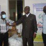 Melcom Donates to Two Health Facilities