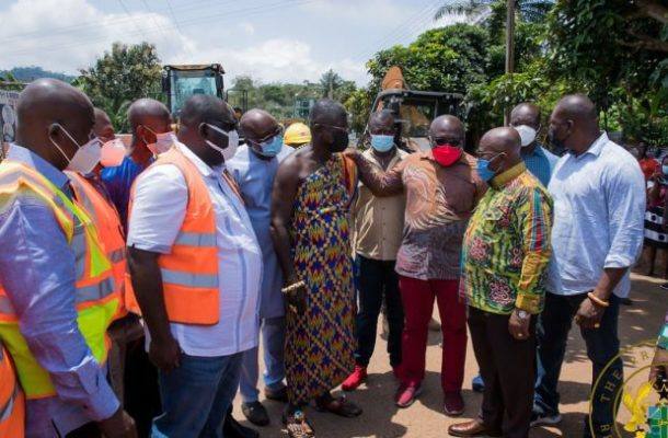 Akufo-Addo saved Ghanaians from Covid-19 – Says Obohene