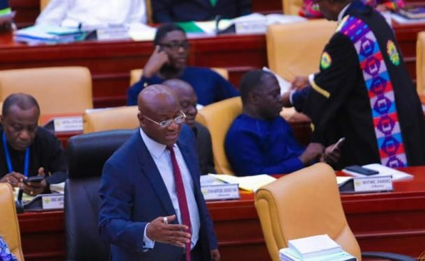 Anti-LGBTQI+ Bill: We won't obstruct Constitutional Committee from doing its work – Kyei-Mensah-Bonsu