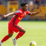 FC Nordsjaelland's Ibrahim Sadiq injured