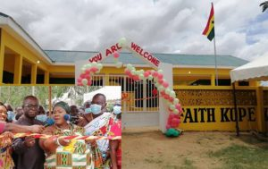 Valco builds 18 schools in 3 months