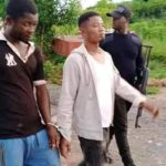 10 persons involved in Afiadenyigba robbery