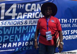 14thCANA African Championship was wonderful – Mrs. Williams